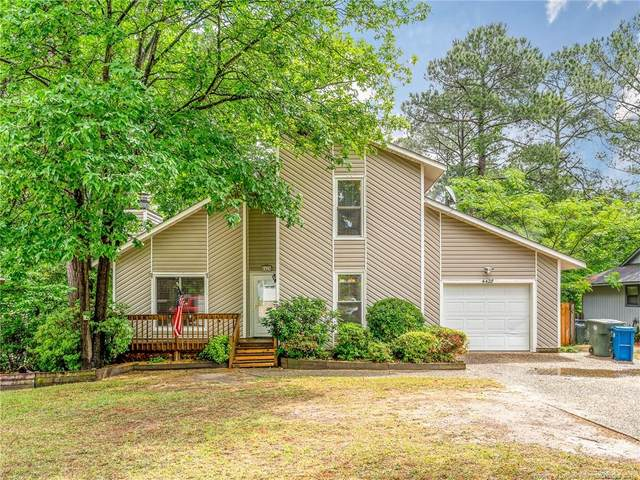 4428 Briton Circle, Fayetteville, NC 28314 (MLS #656514) :: Freedom & Family Realty