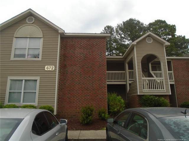 672 Barton's Landing Place 6-F, Fayetteville, NC 28314 (MLS #656519) :: Freedom & Family Realty