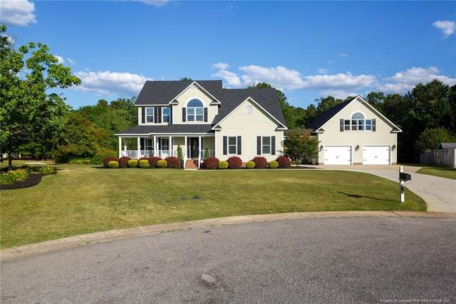 605 Humboldt Place, Fayetteville, NC 28314 (MLS #656522) :: The Signature Group Realty Team