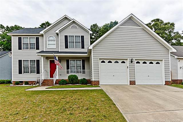 2930 Coachway Drive, Fayetteville, NC 28306 (MLS #656528) :: Towering Pines Real Estate