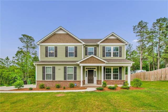 304 Heatherwood Drive, Lillington, NC 27546 (MLS #656539) :: Towering Pines Real Estate