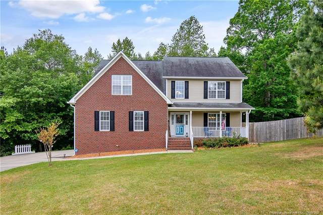 86 Sapphire Place, Sanford, NC 27332 (MLS #656551) :: The Signature Group Realty Team