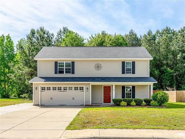 411 Lake Edge Lane, Stedman, NC 28391 (MLS #656553) :: Towering Pines Real Estate