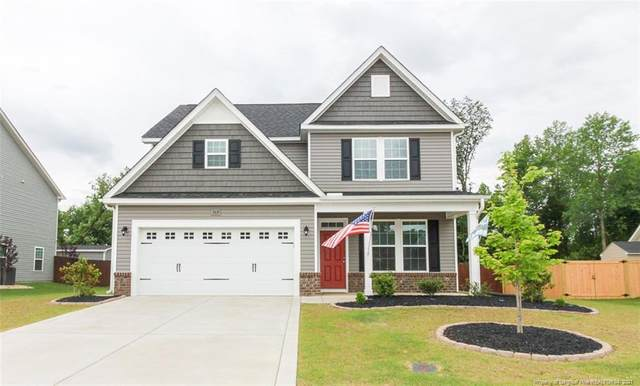 360 Bridgehaven Drive, Raeford, NC 28376 (MLS #656557) :: Towering Pines Real Estate