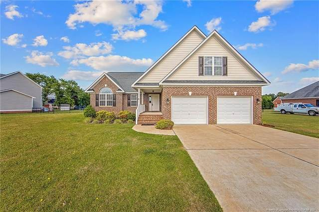 7041 Glynn Mill Farm Drive, Fayetteville, NC 28306 (MLS #656575) :: The Signature Group Realty Team