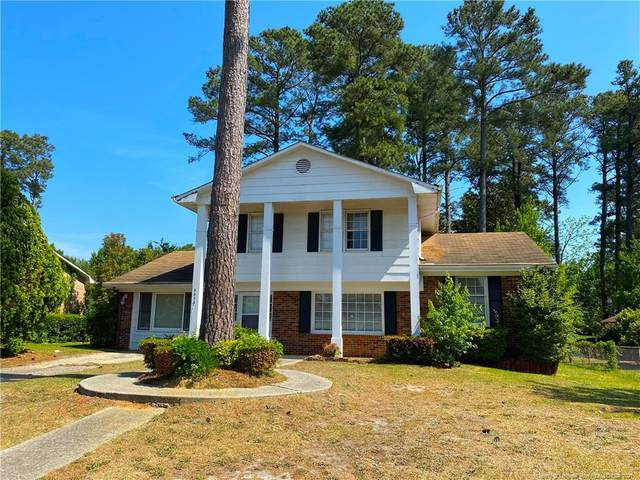 6614 Keeler Drive, Fayetteville, NC 28303 (MLS #656576) :: The Signature Group Realty Team
