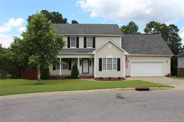 2401 Larwood Drive, Fayetteville, NC 28306 (MLS #656579) :: The Signature Group Realty Team