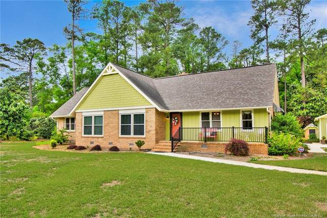5221 Mcleod Road, Lumberton, NC 28358 (MLS #656588) :: The Signature Group Realty Team