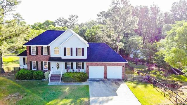5027 Marvin Drive, Spring Lake, NC 28390 (MLS #656596) :: The Signature Group Realty Team