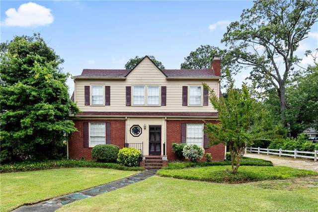 118 Olive Road, Fayetteville, NC 28305 (MLS #656597) :: Towering Pines Real Estate