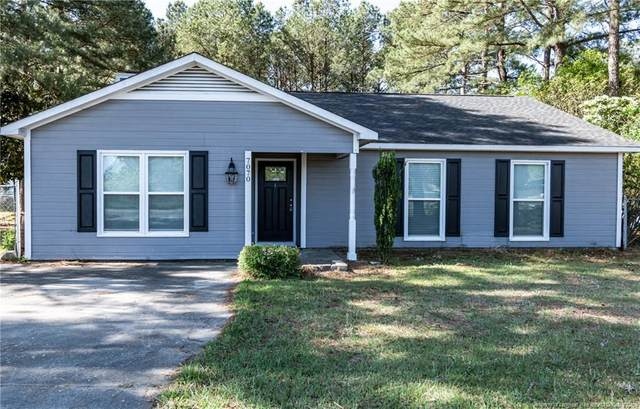 7070 Rockfish Road, Raeford, NC 28376 (MLS #656603) :: Towering Pines Real Estate