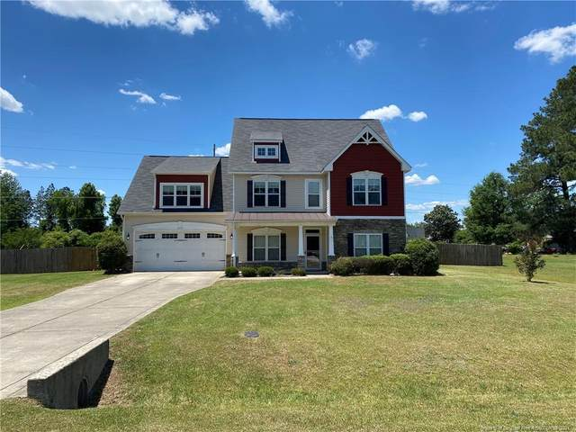 812 Pittsford Place, Hope Mills, NC 28348 (MLS #656609) :: Towering Pines Real Estate