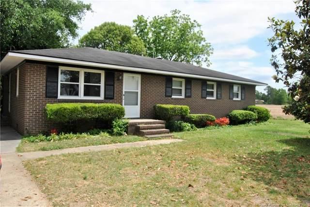 11834 Deep Branch Rd., Maxton, NC 28364 (MLS #656610) :: Moving Forward Real Estate