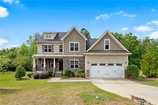 138 Valley Pines Circle, Spring Lake, NC 28390 (MLS #656621) :: Towering Pines Real Estate