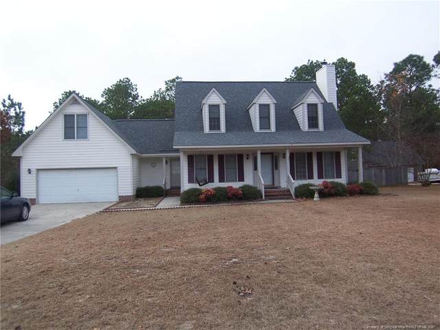 522 Foxlair Drive, Fayetteville, NC 28311 (MLS #656632) :: The Signature Group Realty Team