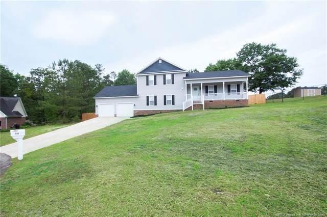 116 Zoysia Court, Raeford, NC 28376 (MLS #656637) :: Moving Forward Real Estate