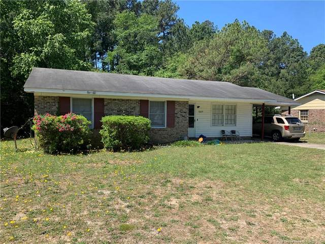 6609 Amanda Circle, Fayetteville, NC 28304 (MLS #656639) :: Moving Forward Real Estate