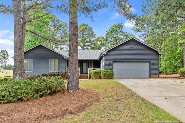 453 Carolina Way, Sanford, NC 27332 (MLS #656654) :: Towering Pines Real Estate