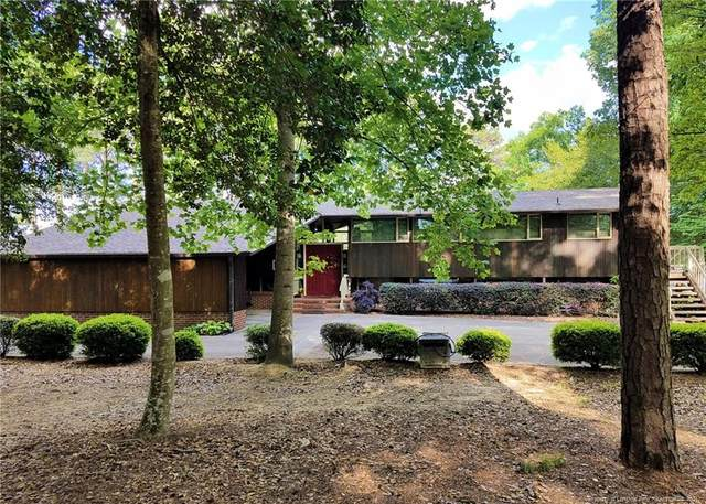 248 Lakeview Drive, Sanford, NC 27332 (MLS #656669) :: The Signature Group Realty Team