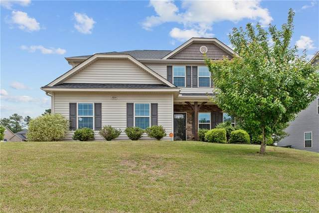 2839 Truewinds Drive, Fayetteville, NC 28306 (MLS #656675) :: Towering Pines Real Estate