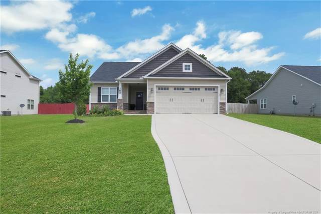 289 Fairfax Drive, Sanford, NC 27332 (MLS #656676) :: The Signature Group Realty Team
