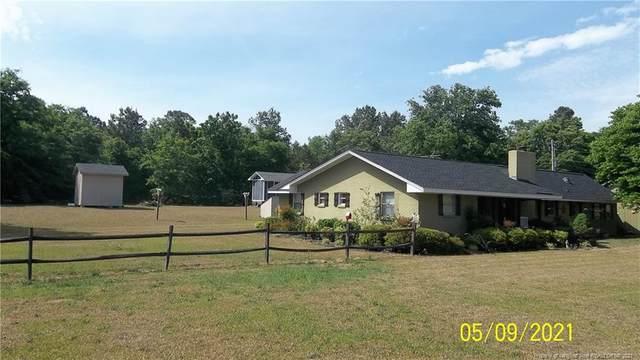 3210 Mcqueen Road, Red Springs, NC 28377 (MLS #656677) :: Towering Pines Real Estate