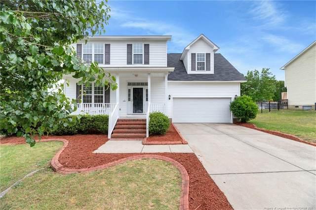 2623 Daniel Boone Lane, Hope Mills, NC 28348 (MLS #656687) :: Moving Forward Real Estate