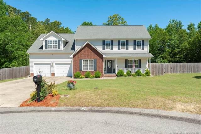 36 Applecross Ct. Court, Sanford, NC 27332 (MLS #656689) :: Towering Pines Real Estate
