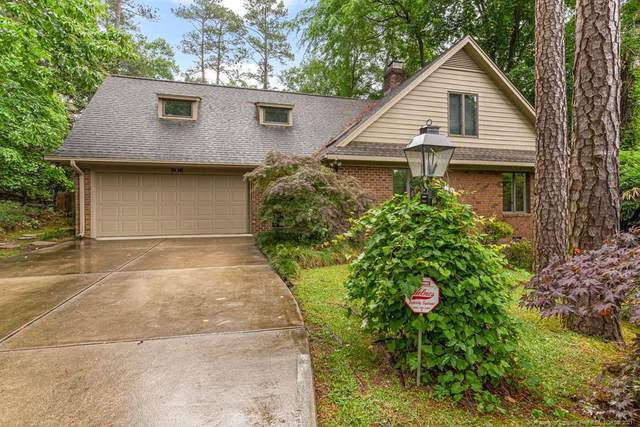 906 Brook Street, Fayetteville, NC 28305 (MLS #656701) :: Towering Pines Real Estate