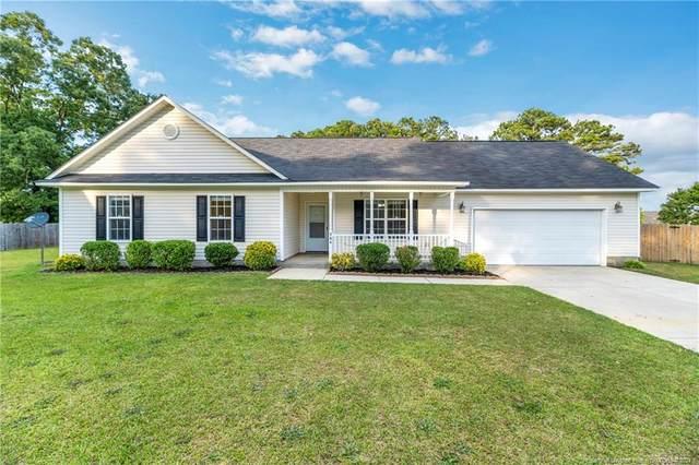 264 White Pine Drive, Raeford, NC 28376 (MLS #656704) :: Moving Forward Real Estate