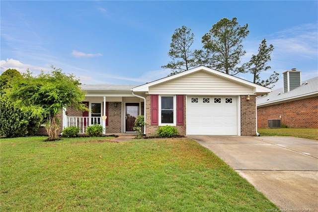 2300 Spindle Tree Drive, Fayetteville, NC 28304 (MLS #656705) :: The Signature Group Realty Team