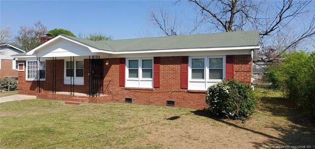 292 Bonanza Drive, Fayetteville, NC 28303 (MLS #656707) :: The Signature Group Realty Team