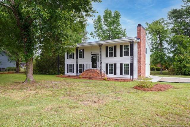 1701 Joncee Drive, Eastover, NC 28312 (MLS #656710) :: The Signature Group Realty Team