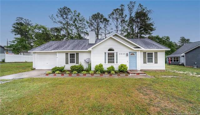 2640 Strickland Bridge Road, Fayetteville, NC 28306 (MLS #656713) :: The Signature Group Realty Team