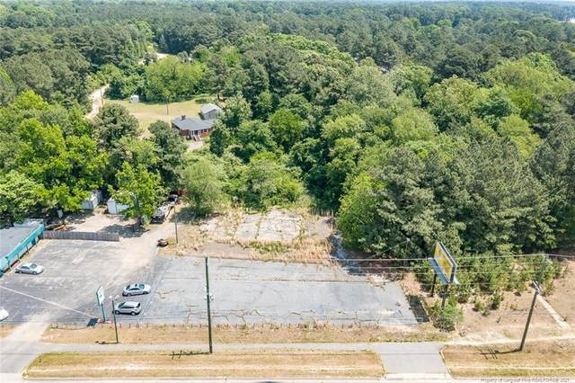 4680 Bragg Boulevard, Fayetteville, NC 28303 (MLS #656722) :: The Signature Group Realty Team