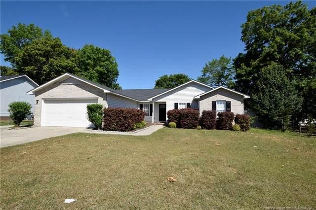5220 Ballentine Street, Hope Mills, NC 28348 (MLS #656725) :: Moving Forward Real Estate