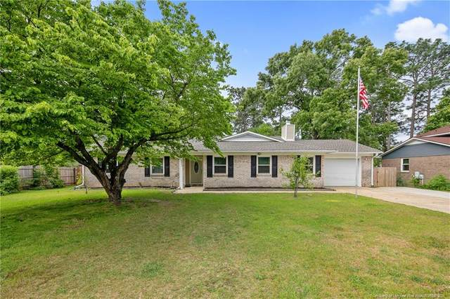 6805 Mahogany Road, Fayetteville, NC 28314 (MLS #656726) :: The Signature Group Realty Team