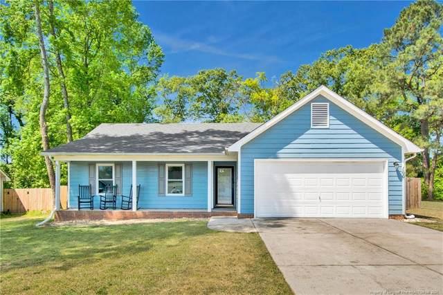 166 Rock Harbor Lane, Spring Lake, NC 28390 (MLS #656742) :: Moving Forward Real Estate