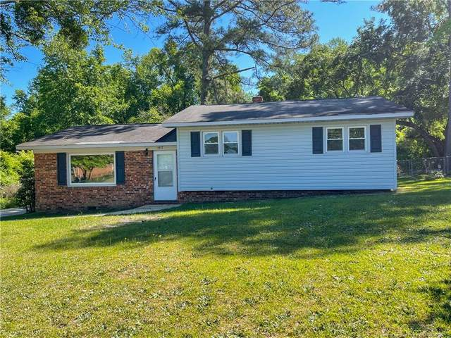 1917 Biltmore Drive, Fayetteville, NC 28304 (MLS #656745) :: The Signature Group Realty Team