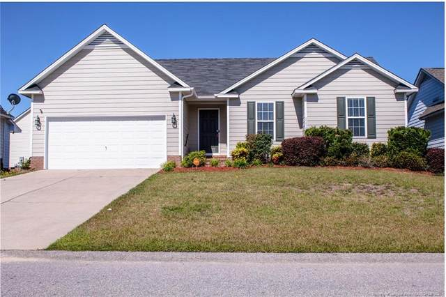 2236 Chasewater Road, Fayetteville, NC 28306 (MLS #656746) :: Towering Pines Real Estate
