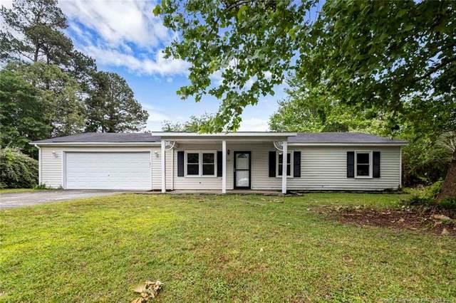 147 Eulon Loop, Raeford, NC 28376 (MLS #656747) :: Towering Pines Real Estate