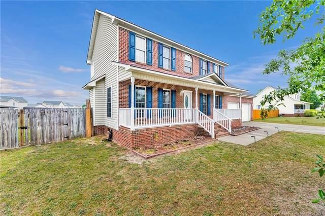 169 Robeson Street, Spring Lake, NC 28390 (MLS #656757) :: Towering Pines Real Estate