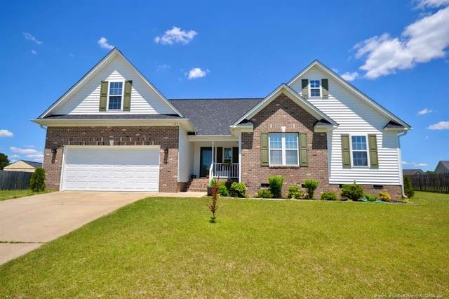 143 Gatsby Drive, Raeford, NC 28376 (MLS #656759) :: Towering Pines Real Estate
