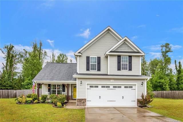 143 Boswell Street, Raeford, NC 28376 (MLS #656762) :: Towering Pines Real Estate