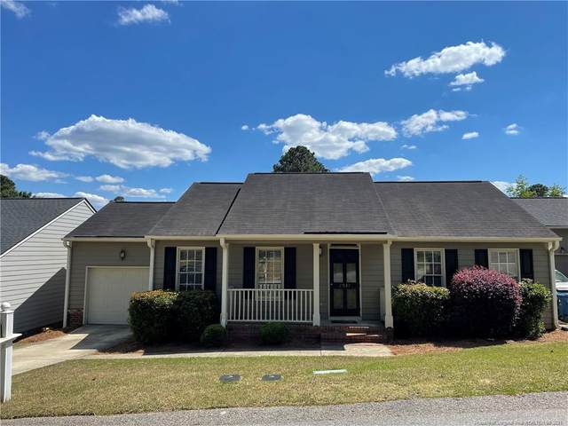 2937 Amelia Drive, Fayetteville, NC 28304 (MLS #656764) :: Moving Forward Real Estate