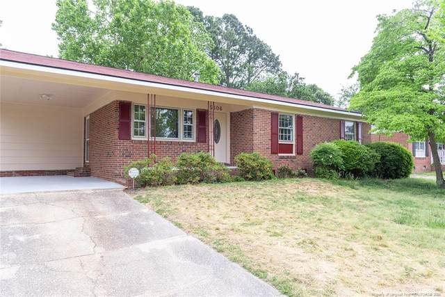 5606 Carson Drive, Fayetteville, NC 28303 (MLS #656775) :: The Signature Group Realty Team