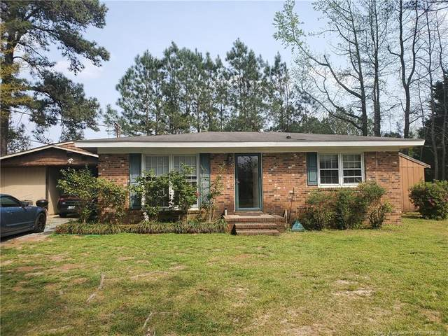 209 Spears Drive, Fayetteville, NC 28304 (MLS #656778) :: The Signature Group Realty Team