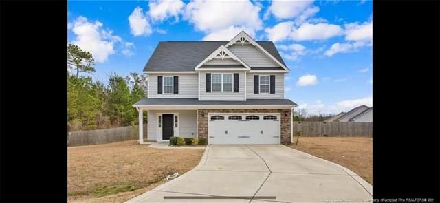916 Blawell Street, Stedman, NC 28391 (MLS #656783) :: Towering Pines Real Estate