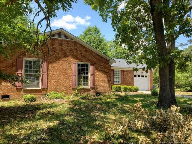 4104 Glenridge Road, Fayetteville, NC 28304 (MLS #656797) :: Towering Pines Real Estate