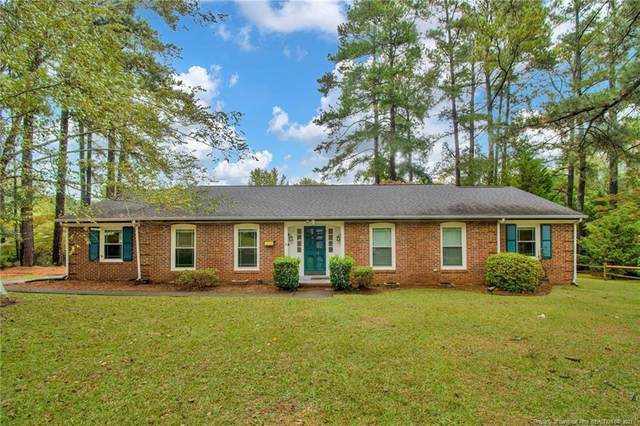 3306 Granville Drive, Fayetteville, NC 28303 (MLS #656800) :: Towering Pines Real Estate